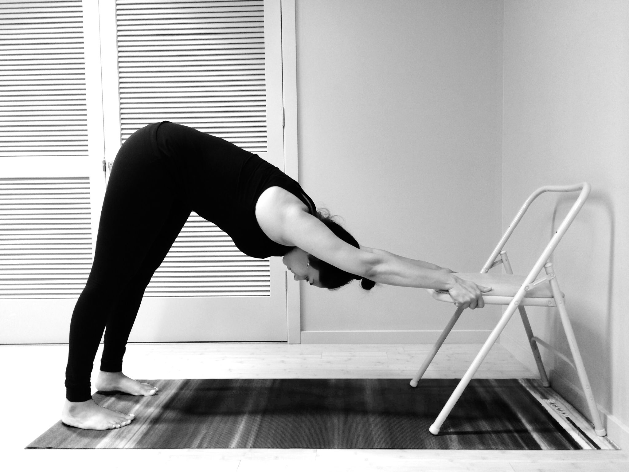 A Chair for Yoga Raising Yoga Awareness